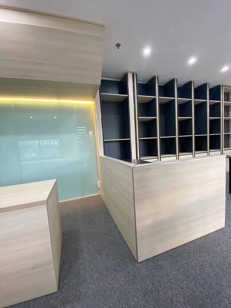 Thi công văn phòng Đà Nẵng